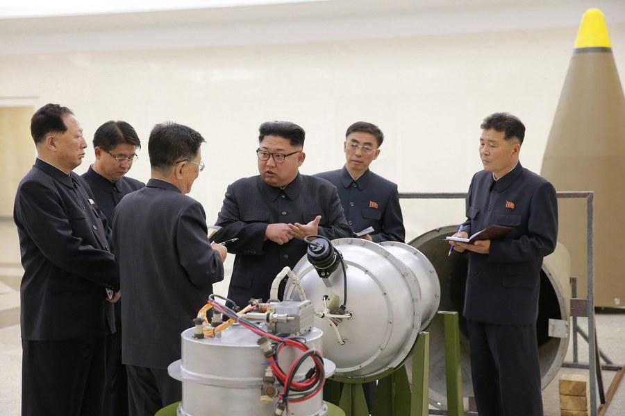 Παγκόσμια κατακραυγή μετά τη δοκιμή βόμβας υδρογόνου από τη Βόρεια Κορέα
