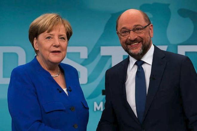 Στη τελική ευθεία για τον μεγάλο συνασπισμό στη Γερμανία