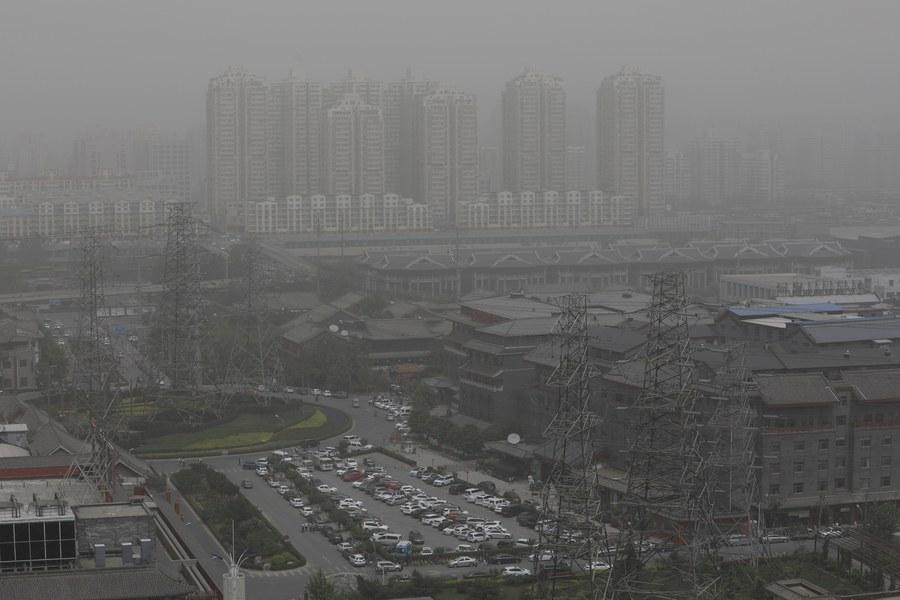 Το νέφος του Πεκίνου επέστρεφε νωρίτερα φέτος