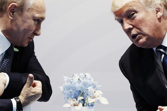 Πιθανή μια συμφωνία για το Συριακό μεταξύ Πουτιν και Τραμπ