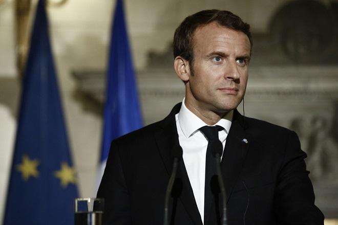 Μακρόν: Εθνικιστές και ξένα συμφέροντα θέλουν να διαλύσουν την ΕΕ