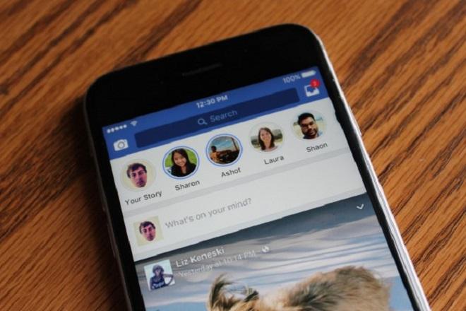 Instagram Stories στο Facebook: Εσείς τα έχετε παρατηρήσει;