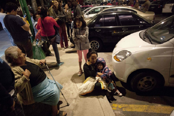 Ισχυρός σεισμός 8,2 ρίχτερ στο Μεξικό