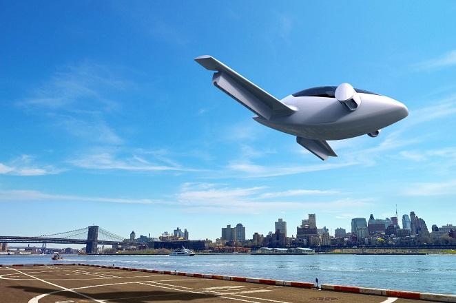 Lilium: Το ιπτάμενο ταξί που τράβηξε το ενδιαφέρον των επενδυτών