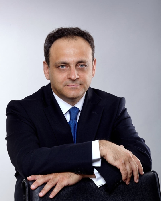 O Αντώνης Κοτζαμανίδης, Διευθύνων Σύμβουλος της Entersoft.