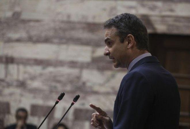 Μητσοτάκης: Καταθέτω τροπολογία για μη μείωση του αφορολόγητου