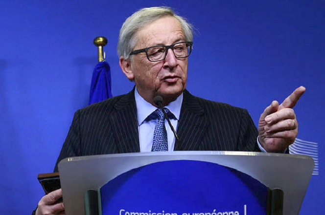 Γιούνκερ: «H Συμφωνία των Πρεσπών έγινε μεταξύ δύο κρατών και όχι μεταξύ δύο κυβερνήσεων»