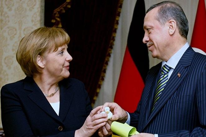 Η Γερμανία ζητά αυτοσυγκράτηση από την Τουρκία στο θέμα της Συρίας