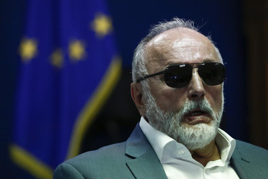 Νέα δήλωση Κουρουμπλή: «Λογοπαίγνιο» τα περί παραίτησής μου