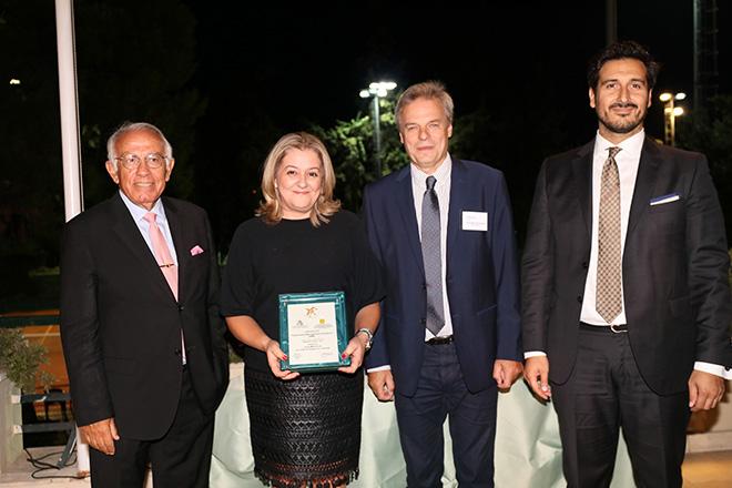 INTERMED: Χρυσό βραβείο για την επιχειρηματική ηθική