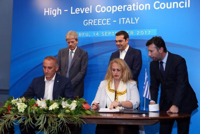 Μισό δισ. ευρώ θα επενδύσουν οι Ιταλοί στην ΤΡΑΙΝΟΣΕ