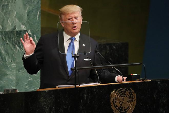 Τραμπ: Αν απειληθούμε, θα καταστρέψουμε πλήρως την Βόρεια Κορέα