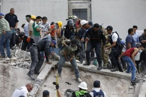 At least 119 dead after 7.1 magnitude earthquake hits central Mexico