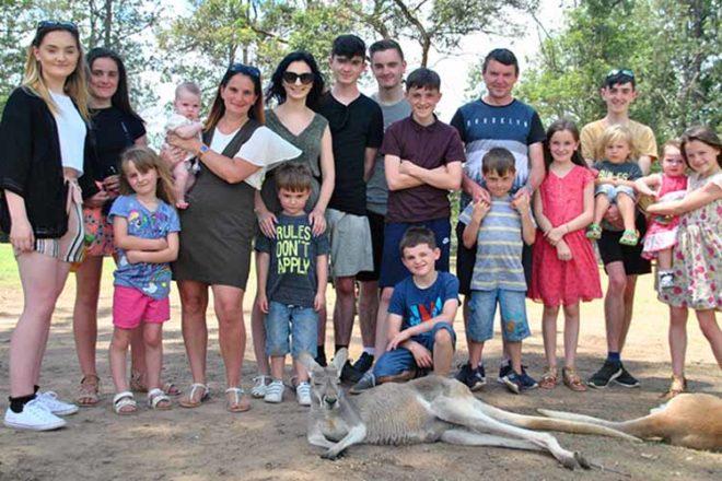 Το 20ο της παιδί απέκτησε η πολυπληθέστερη οικογένεια της Βρετανίας