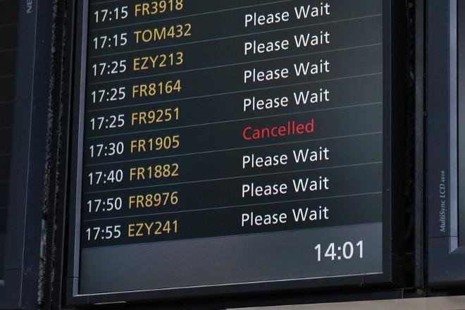 Έτσι «έσκασε» το πρόγραμμα πτήσεων της Ryanair