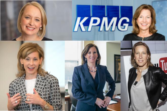 Πέντε αξιοπρόσεκτες παρουσίες στη λίστα Most Powerful Women του Fortune