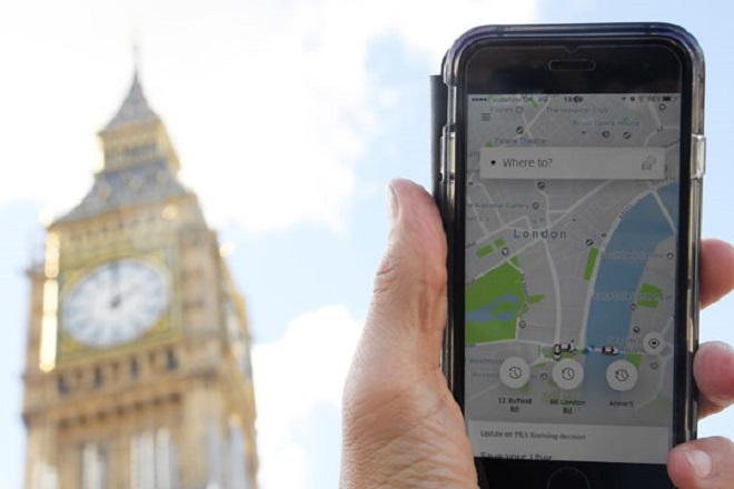 Οι δεσμέσεις της Uber για να παραμείνει στο Λονδίνο