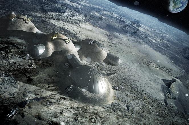 Πόσοι άνθρωποι θα ζουν στο φεγγάρι το 2040