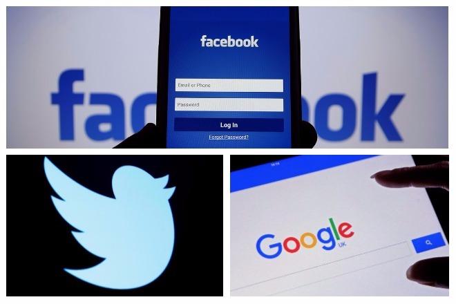 Στο εδώλιο Google, Facebook και Twitter