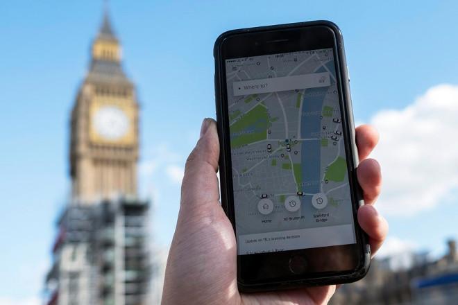 Στον αγώνα να μείνει η Uber στο Λονδίνο μπαίνει ο νέος CEO της