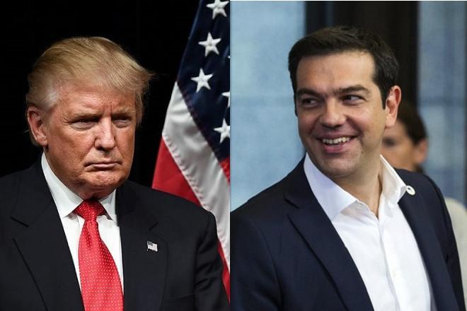 trump tsipras