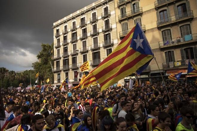 Μάχη για το δημοψήφισμα ανεξαρτησίας στην Καταλονία