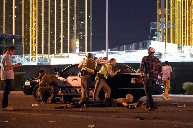 Πυροβολισμοί στο Λας Βέγκας με νεκρούς και τραυματίες