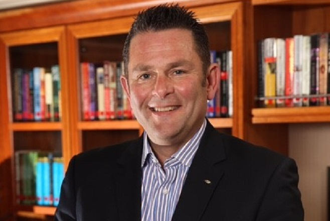 Andrew Magowan: Ο νέος αντιπρόεδρος πωλήσεων Ευρώπης της Celestyal Cruises