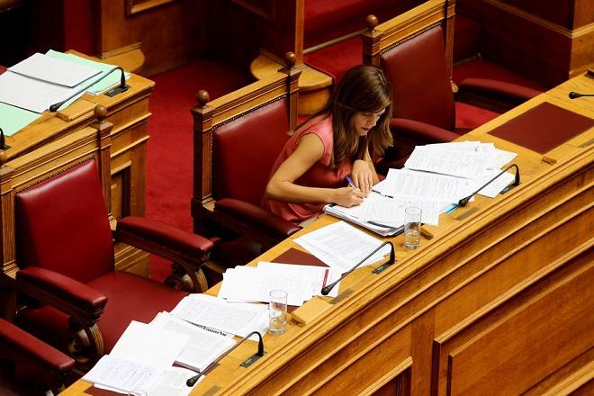 Με πρόστιμο απειλεί την Froneri Hellas η Αχτσιόγλου
