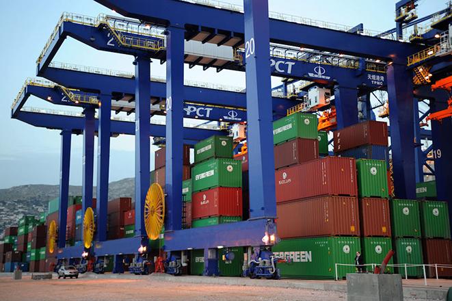 Προς νέο ιστορικό ρεκόρ οδεύουν οι ελληνικές εξαγωγές