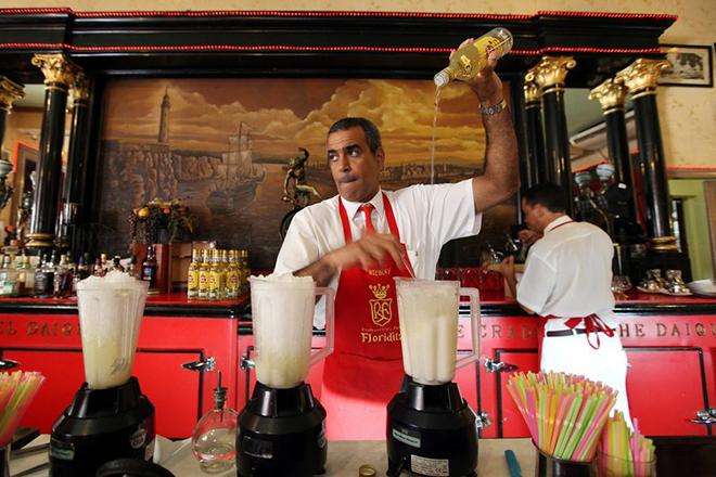 Το μπαρ των δύο αιώνων προετοιμάζεται για το καλύτερο ντάκιρι του κόσμου