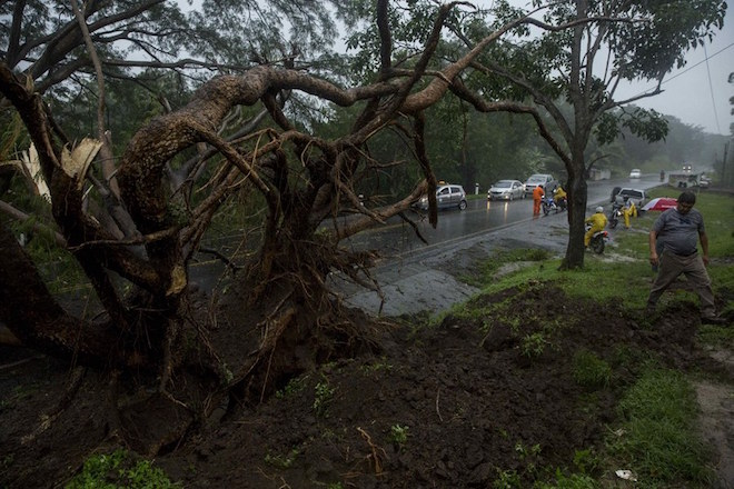 Στους 20 οι νεκροί από την τροπική καταιγίδα Νέιτ στην Κεντρική Αμερική