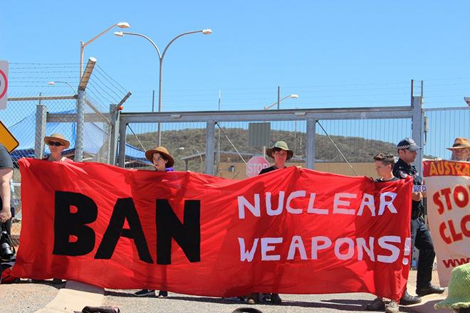 Στη Διεθνή Εκστρατεία για την Κατάργηση των Πυρηνικών Όπλων το φετινό Νόμπελ Ειρήνης