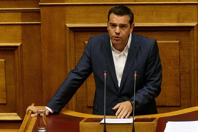 Τσίπρας για Novartis: Πρέπει να αποδοθεί δικαιοσύνη στο όνομα των θυσιών του ελληνικού λαού