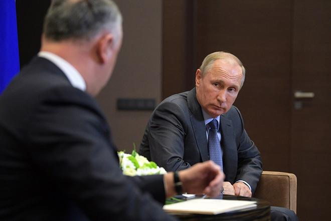 Ξεσπάθωσε κατά των ψηφιακών νομισμάτων ο Βλαντιμίρ Πούτιν