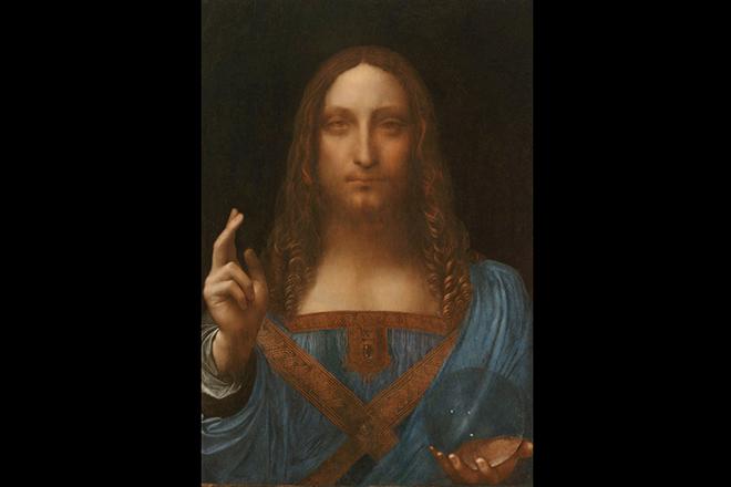 Σε δημοπρασία ο τελευταίος πίνακας του Λεονάρντο ντα Βίντσι που ανήκει σε ιδιώτη