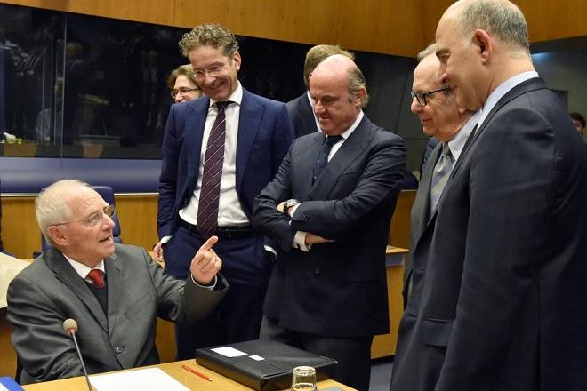 To Eurogroup αποχαιρέτησε τον Βόλφγκανγκ Σόιμπλε
