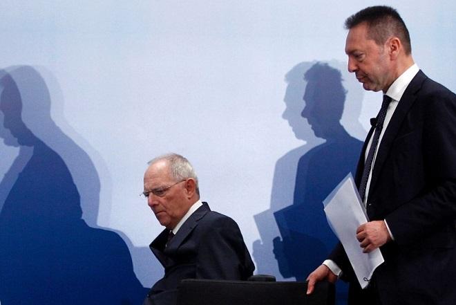 Στουρνάρας στο Bloomberg: Ο Σόιμπλε είχε μια πολύ ισχυρή προσωπικότητα
