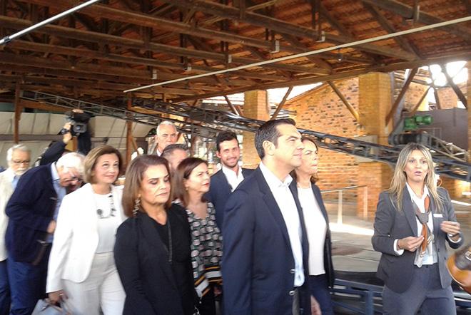 Τι είπε ο Αλέξης Τσίπρας στους νέους επιχειρηματίες στον Βόλο