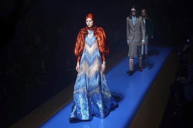 Οριστικό τέλος στις γούνες από τον οίκο Gucci