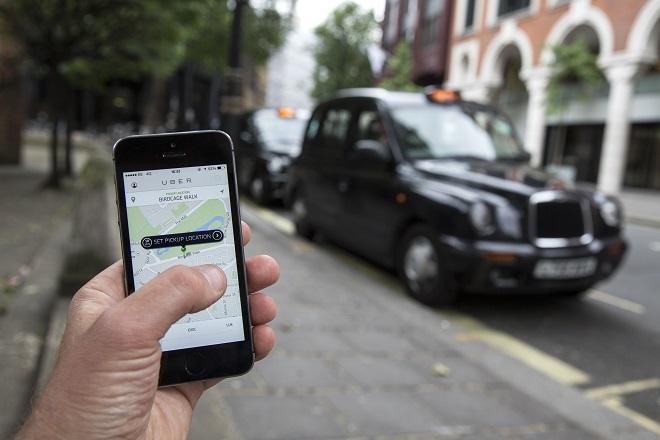 Η Uber άσκησε έφεση για την άδειά της στο Λονδίνο