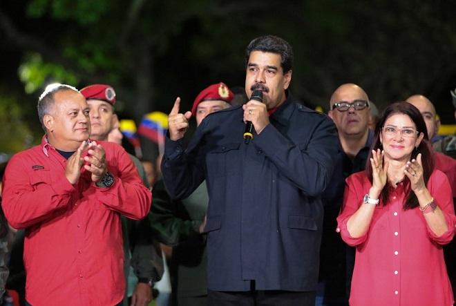 Ο Μαδούρο αποκλείει τα κόμματα της αντιπολίτευσης από τις προεδρικές του 2018 επειδή απείχαν στις δημοτικές