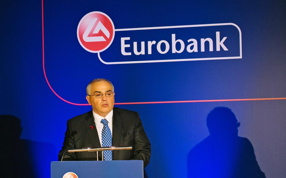Αιχμές Καραμούζη για τη στάση του ΔΝΤ για τις ελληνικές τράπεζες