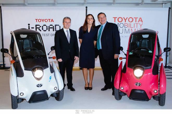 """Η Toyota μας προκαλεί να υπερβούμε «αδύνατο» μέσω της πρωτοβουλίας «Start Your Impossible"""""""