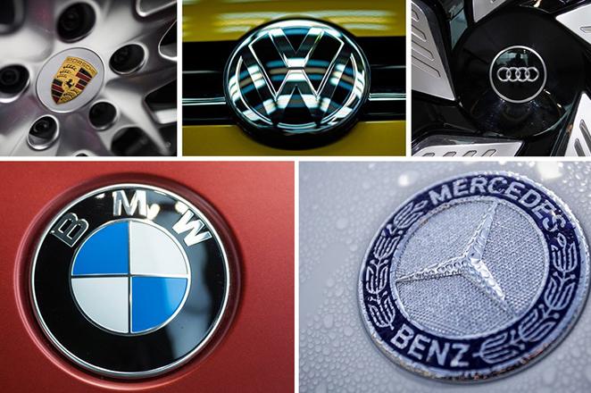 Στο στόχαστρο της Κομισιόν οι κολοσσοί της γερμανικής αυτοκινητοβιομηχανίας