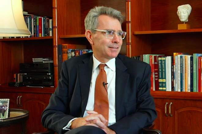 Τζέφρι Πάιατ: Μεγάλη επιτυχία η επίσκεψη Τσίπρα στις ΗΠΑ