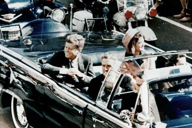 Στο φως τη δημοσιότητας ντοκουμέντα από τη δολοφονία Κένεντι