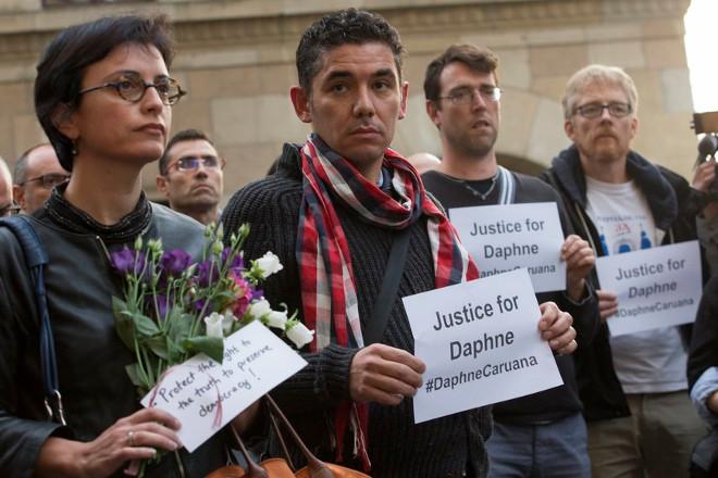 Ένα εκατ. ευρώ για όποιον βοηθήσει στη σύλληψη των δολοφόνων της Μαλτέζας δημοσιογράφου