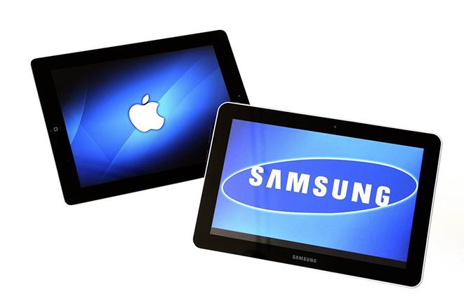 Ξανά στα δικαστήρια Apple και Samsung
