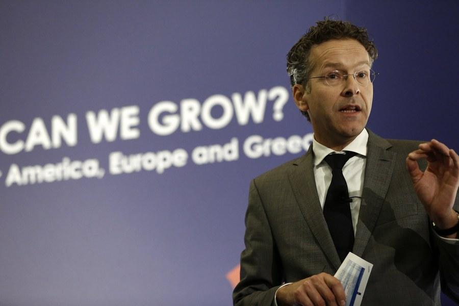 Ντάισελμπλουμ: Είμαστε έτοιμοι να κάνουμε περισσότερα για το ελληνικό χρέος αν χρειαστεί